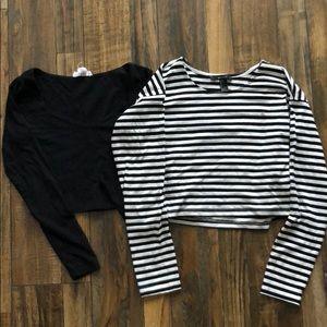F21 Crop Top Bundle